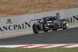 #11 Belgian Audi Club Team WRT Audi R8 LMS ultra: Stéphane Ortelli