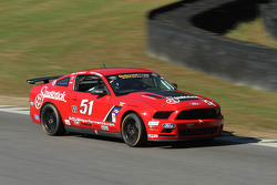 #51 Roush Performance Mustang Boss 302R GT: Joey Atterbury, Shelby Blackstock