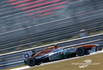 Adrian Sutil,  Sahara Force India F1 Team   04
