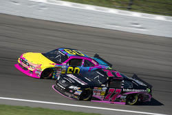Parker Kligerman and Travis Pastrana