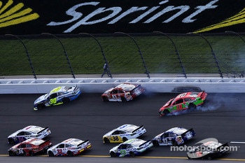 Trouble for Cole Whitt, David Reutimann and Danica Patrick