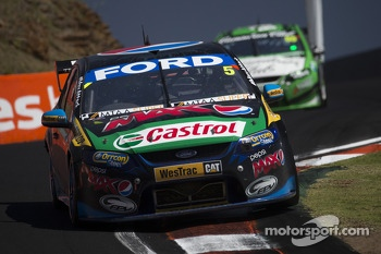 Mark Winterbottom and Steven Richards