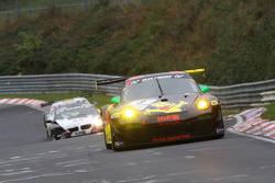 Norbert Siedler, Hans Guido Riegel, Mario Farnbacher, Haribo Racing Team, Porsche 911 GT3 R