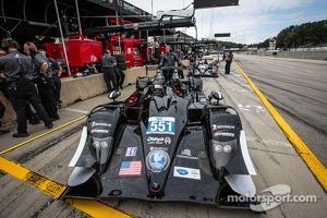 #551 Level 5 Motorsports HPD ARX-03b HPD: Scott Tucker, Ryan Briscoe, Marino Franchitti
