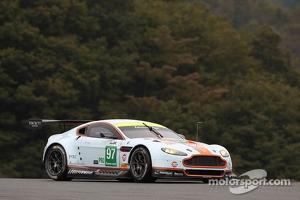 #97 Aston Martin Racing Aston Martin Vantage GTE: Darren Turner, Stefan Mücke, Frederic Makowiecki