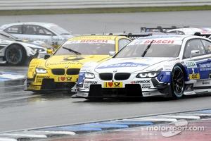 Dirk Werner, BMW Team Schnitzer BMW M3 DTM, Timo Glock, BMW Team MTEK BMW M3 DTM