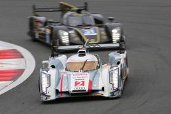 #2 Audi Sport Team Joest Audio R18 e-tron quattro: Tom Kristensen, Loic Duval: Allan McNish