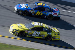 Carl Edwards and Greg Biffle