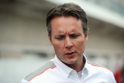 Sam Michael, McLaren sporting director