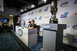 Championship contenders press conference: NASCAR Nationwide Series contenders Austin Dillon and Sam Hornish Jr.