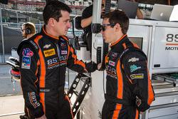 Enzo Potolicchio and Sean Rayhall