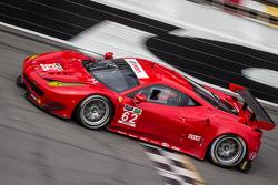 #62 Ferrari Corse Clienti Ferrari 458: Gianmaria Bruni, Toni Vilander, Giancarlo Fisichella, Olivier Beretta