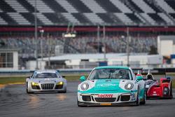 #29 Konrad Motorsport Porsche GT America: Franz Konrad, Lance Willsey