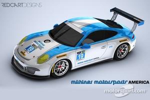 Muehlner Motorsports livery