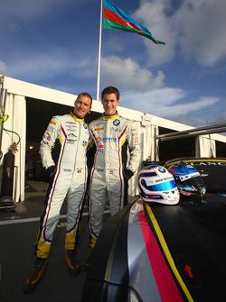 Maxime Martin and Nicky Catsburg