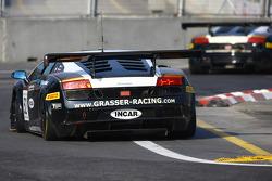 #52 GRT Grasser Racing Lamborghini LP560-4: Stefan Rosina, Filip Sladecka