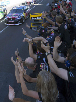 Champion Jamie Whincup