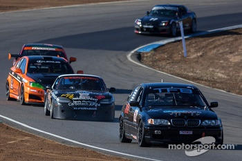 #62 Melhill Racing/TFB BMW 330: Tim Barber, James Burke, Donny Edwards, Jeff Lotman, Anthony Zwain