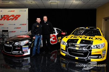 Austin Dillon and Mike Dillon
