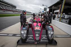 #42 OAK Racing Morgan Nissan: Olivier Pla, Roman Rusinov, Gustavo Yacaman