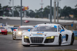 #32 GMG Racing Audi R8 LMS: James Sofronas, Alex Welch, Frank Stippler, Marc Basseng