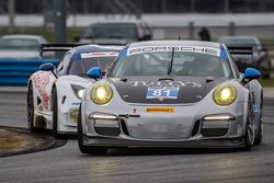 #81 GB Autosport Porsche 911 GT America: Damien Faulkner, Patrick Huisman, Bob Faieta, Michael Avenatti