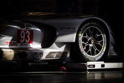#93 SRT Motorsports SRT Viper GTS-R detail