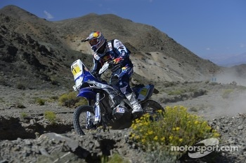#1 Yamaha: Cyril Despres