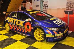 Andrew Jordan, Pirtek Racing Honda Civic