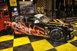 Rob Austin's 2014 Exocet Racing Audi A6