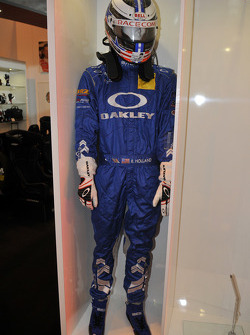 Robb Holland's Rotek Racing Overalls