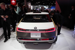 Nissan IDx Small Coupe
