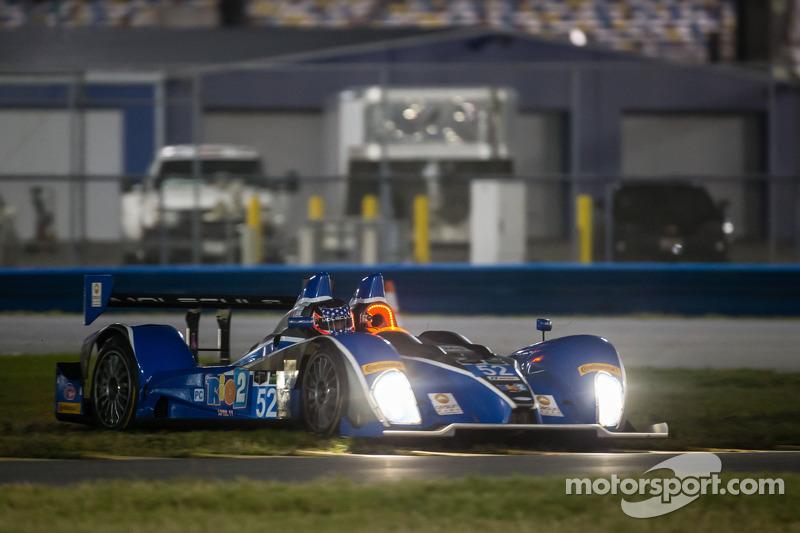 #52 PR1/Mathiasen Motorsports ORECA FLM09 Chevrolet: Mike Guasch, Luis Diaz, David Cheng, Tomy Drissi, James Kovacic