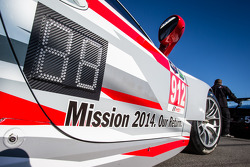 #912 Porsche North America Porsche 911 RSR message: Mission 2014. Our Return.