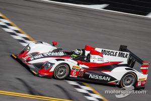 #6 Pickett Racing ORECA Nissan: Klaus Graf, Lucas Luhr, Alex Brundle