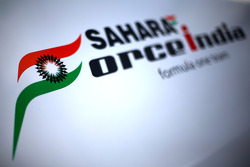 Sahara Force India Formula One Team logo