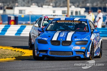 #48 Fall-Line Motorsports BMW M3: Shelby Blackstock, Ashley Freiberg