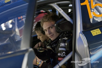 Pontus Tideman and Ola Floene, Ford Fiesta WRC