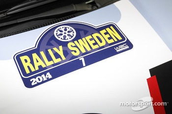 Rally Sweden detail