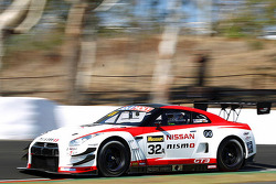 #32 NISMO Athlete Global Team GT-R NISMO GT3: Rick Kelly, Katsumasa Cylo, Alex Buncombe, Wolfgang Reip