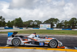 #25 8Star Motorsports ORECA FLM09 Chevrolet: Enzo Potolicchio, Tom Kimber-Smith, Michael Marsal, Roberto La Rocca