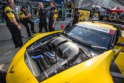 #3 Corvette Racing Chevrolet Corvette C7.R engine