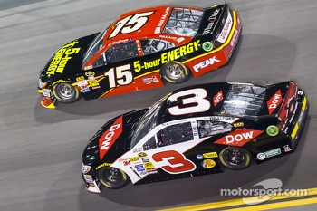 Austin Dillon and Clint Bowyer