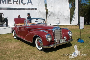 1957 Mercedes-Benz 300SC Roadster