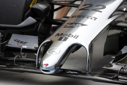 McLaren MP4-29 nosecone