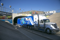 Hauler of Ricky Stenhouse Jr.