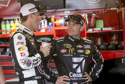 Kevin Harvick and Jamie McMurray