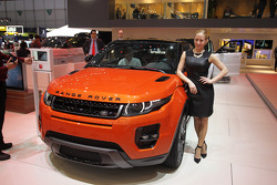 Land Rover Evoque Autobiography