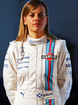 Susie Wolff, Williams Martini F1 Team