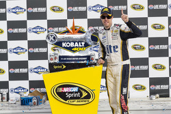 Race winner Brad Keselowski, Team Penske Ford